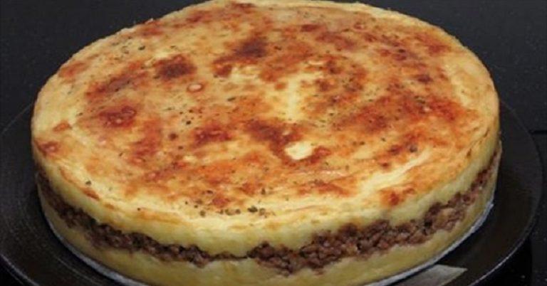 Картофельная запеканка получится особенно сочной, рецепт с секретом