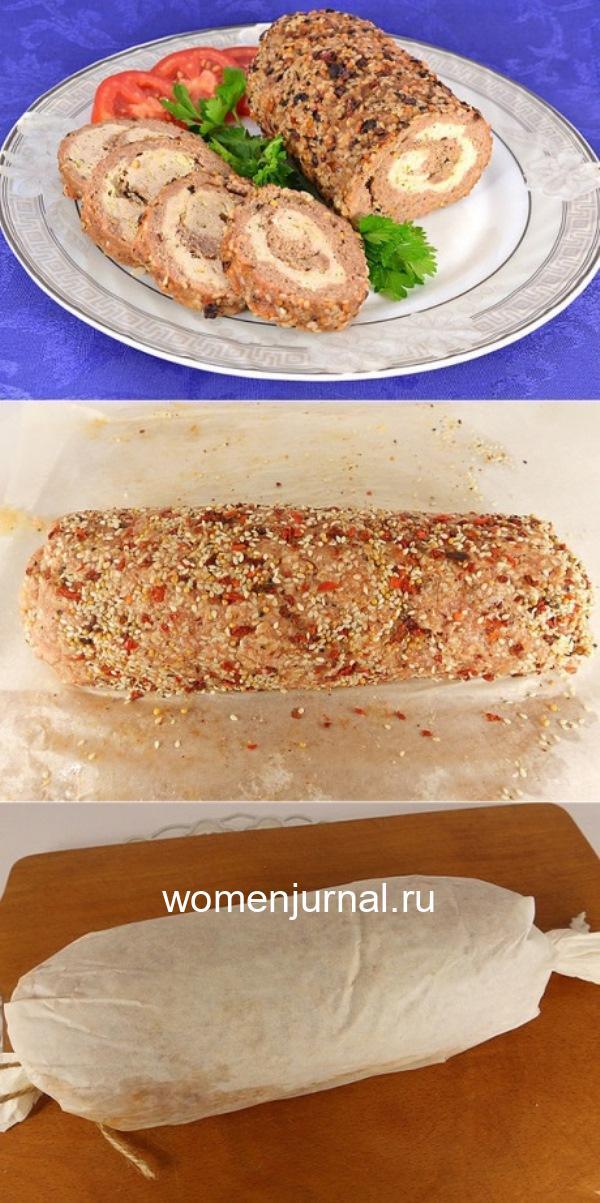 Вкусный и простой перекус или блюдо к любому гарниру