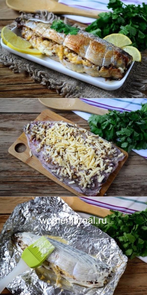 Рецепт нежной и сочной скумбрии с золотистой корочкой. Ароматно, аппетитно и очень вкусно!
