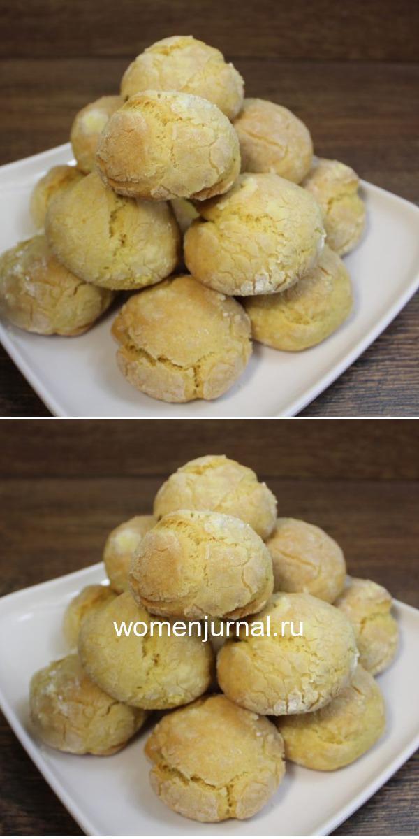 Гора вкусного печенья всего за 12 минут. Продукты у вас уже есть в холодильнике