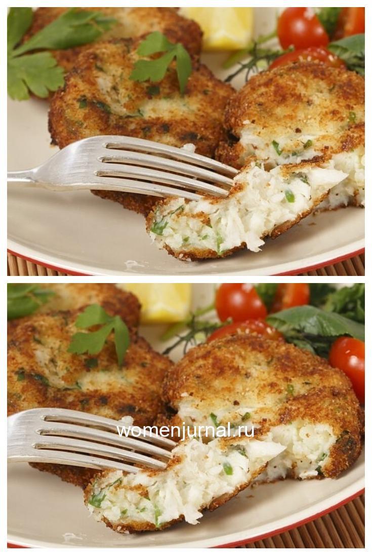 Рыбные котлеты - Очень крутой рецепт!