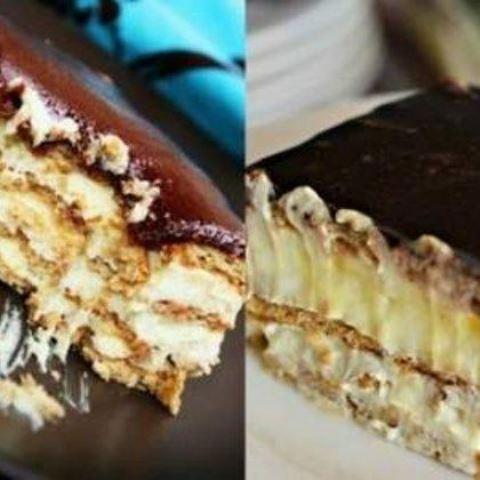 Самый вкусный и легкий торт «Эклер» — настоящая находка!
