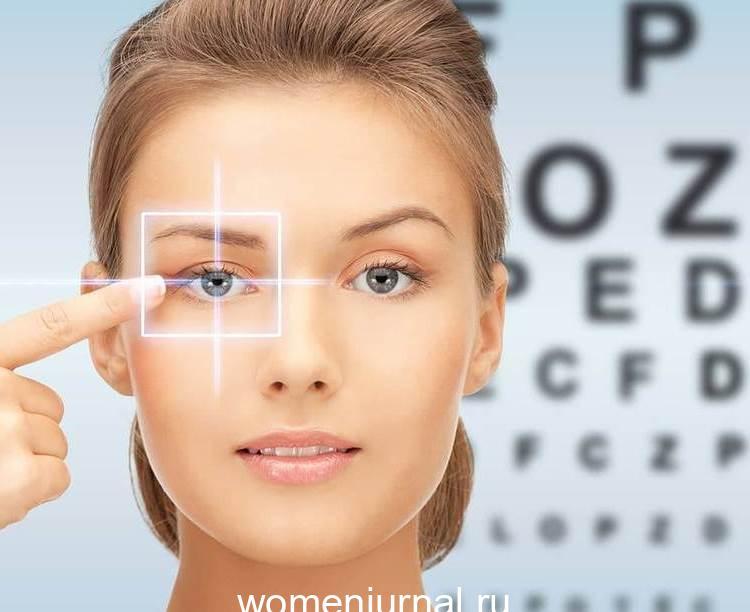 Простая и полезная зарядка для глаз 1