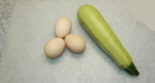 Беру 1 кабачок, 3 яйца и вкусный завтрак готов. Так кабачки я ещё не готовила 1